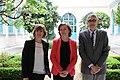 Meritxell Borràs, Nathalie Loiseau i Agustí Colomines.jpg