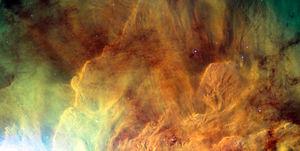 Lagoon Nebula - Image: Messier 8