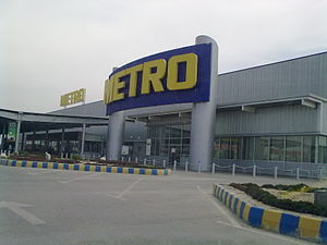 Metro Cash and Carry - Metro Cash and Carry located in Karachi, Pakistan. (May 1, 2010)
