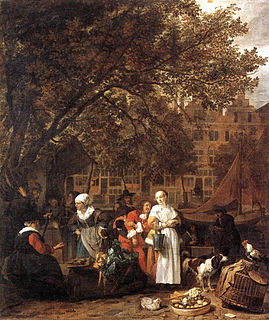 painting by Gabriel Metsu