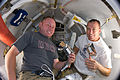 Michael Fincke and Andrew Feustel on the International Space Station.jpg