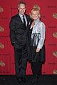 Michael Gill and Jayne Atkinson 2014.jpg