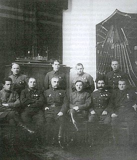 Revolutionary Military Council