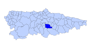 Mieres Asturies map.svg