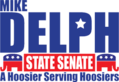Mike Delph for State Senate logo.png