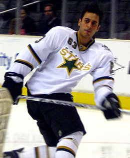 alt=Description de l'image Mike Ribeiro.jpg.