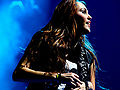 Miley Cyrus during the Wonder World concert in Detroit 7.jpg