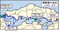 Military expedition of Minamoto no noriyori.png