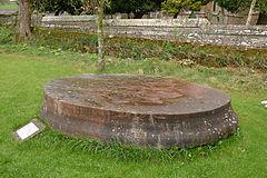 Millennium sandstone pillar - geograph.org.uk - 1882168.jpg