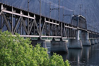 Beverly Railroad Bridge bridge in United States of America