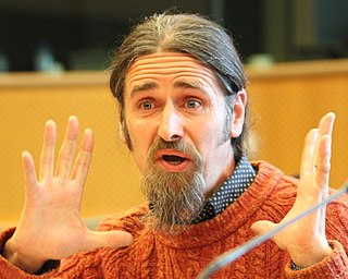 Luke Ming Flanagan Irish politician