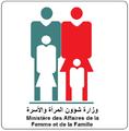 Ministère des affaires de la Femme et de la Famille.png