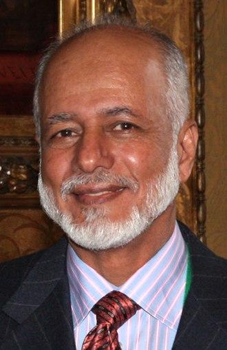 Yusuf bin Alawi bin Abdullah - Yusuf bin Alawi bin Abdullah in 2013
