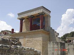 Παλάτι της Κνωσού