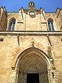 Minorque Ciutadella Catedrale Porche Sud - panoramio.jpg