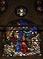 Miracoli della madonna di orsanmichele, n3, niccolò di pietro tedesco su cartoni di lorenzo monaco,, 1410, 03 annuncio a gioacchino.jpg