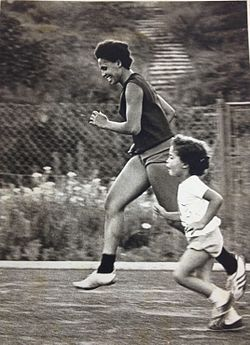 Miryam Sidrensky running with her daughter.jpg