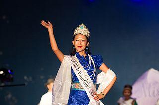 Miss Himalaya Pageant organization