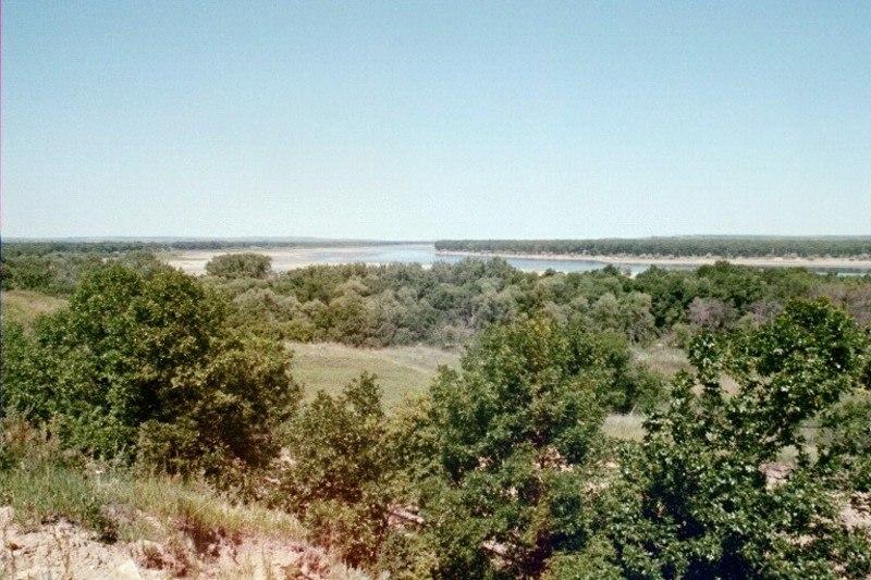 Missouri River Valley North Dakota 11