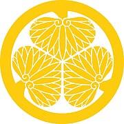 The Tokugawa clan crest