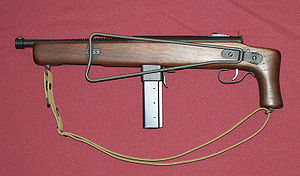 M50 Reising - Reising Model 55 with wire stock folded