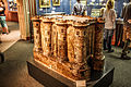 Models of fortress of la Bastille, Carnavalet Museum, Paris August 2013.jpg