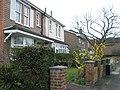 Modern houses in Castle Street, Portchester - geograph.org.uk - 731510.jpg