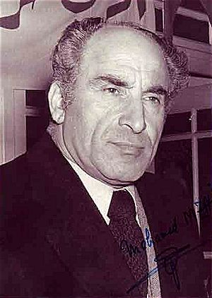 Mohammed Mzali