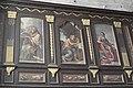 Moncontour (Côtes-d'Armor) Église Saint-Mathurin Lambris 945.jpg