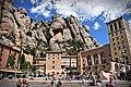 Monestir de Montserrat, Barcelona, Spain - panoramio (2).jpg
