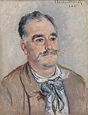 Monet - Monsieur Coqueret (Father), 1880.jpg