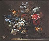 Jean baptiste monnoyer wikipedia wolna encyklopedia for Bouquet de fleurs wiki