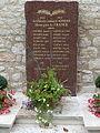 Monségur (Lot-et-Garonne) - Monument aux morts -1.JPG