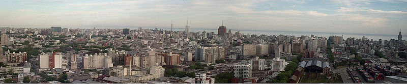 Panorama Montevideo