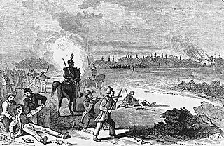 insurrection against the oligarchic government of the British colony of Upper Canada (present-day Ontario) in December 1837