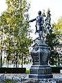 Monument to Peter I in Petrozavodsk (2).jpg