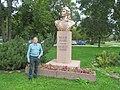 Monument to Salawat Yulayev, Paldiski 03.jpg