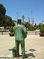Monumento em Homenagem ao Carteiro - Bragança - Portugal (6186574441).jpg
