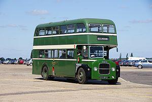 Moores bus (373 WPU), 2010 North Weald bus rally.jpg