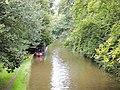 Mooring on Llangollen Canal - geograph.org.uk - 376466.jpg