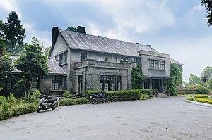 Morgan House, Kalimpong - Image: Morgan House Front