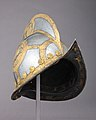Morion for the Bodyguard of the Prince-Elector of Saxony MET 14.25.652 006AA2015.jpg