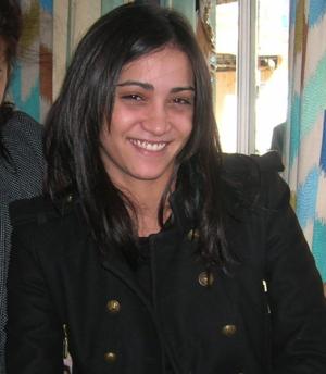 Morjana Alaoui - Image: Morjana Alaoui