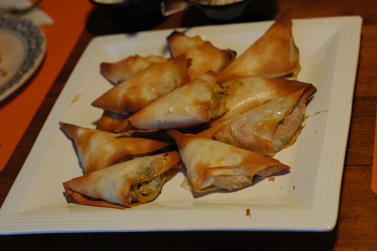 Briouat wikipedia for About moroccan cuisine