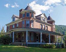 Morton House Webster Springs West Virginia Wikipedia