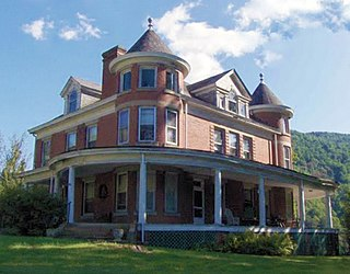 Morton House (Webster Springs, West Virginia) United States historic place