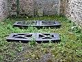 Mortsafes, Alloway Kirk, South Ayrshire, Scotland.jpg