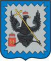 Mosalsk COA (Kaluga Governorate) (1777).png