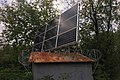 Moscow, solar cell panel in Losiny Forest park (31659579226).jpg