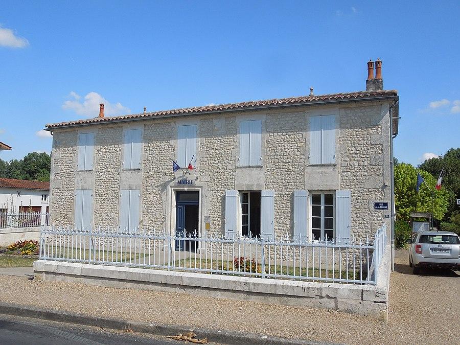 Mosnac, Charente-Maritime